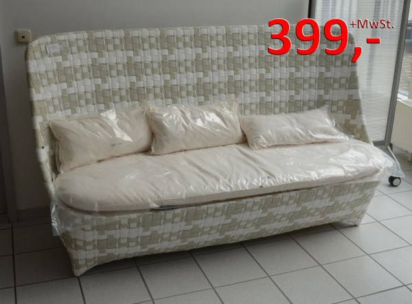 Cape West Outdoor Sofa - weiß - Driade