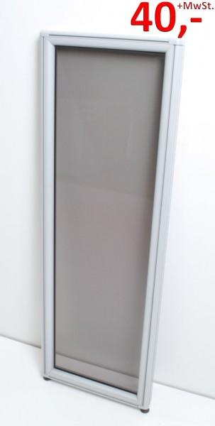 Trennwand - 116 x 40 cm, Acrylglas getönt - Werndl