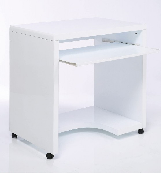 Kare Design - Tisch weiß Club NB 76 x 77x 52 cm Hollow Core - MDF
