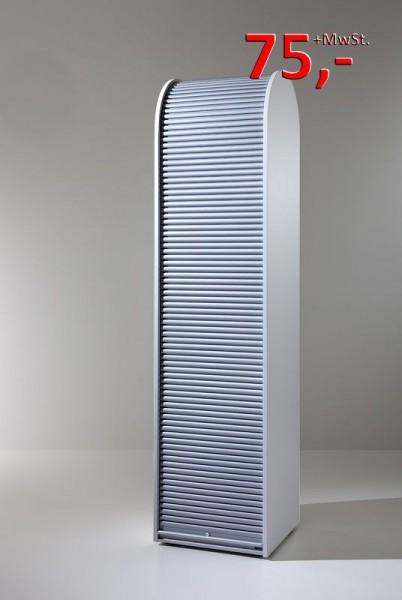 Rollladen für Hochschränke - silber - Klenk