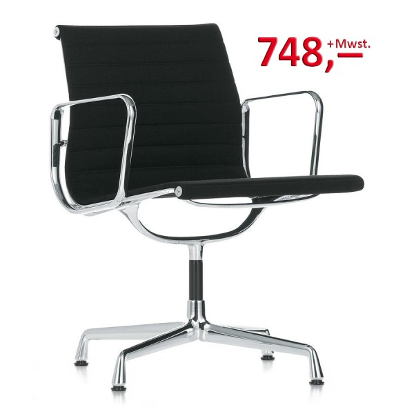 Alu-Chair EA 107 - Ray & Charles Eames