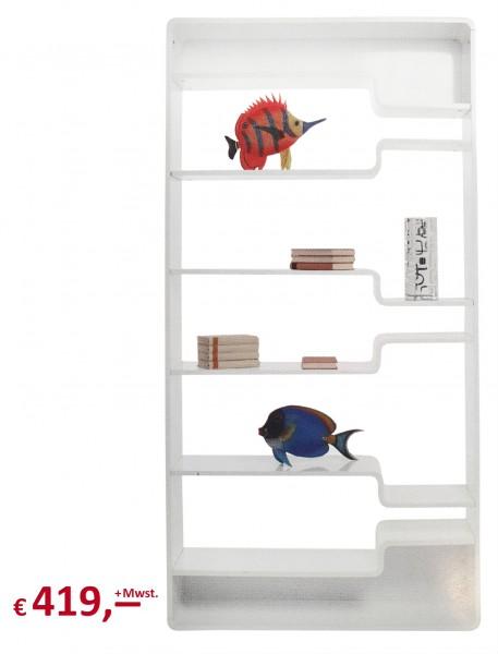 Kare Design - Regal - Soft Shelf White - 220 x 110 cm