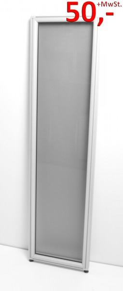 Trennwand - 150 x 40 cm, Acrylglas getönt - Werndl