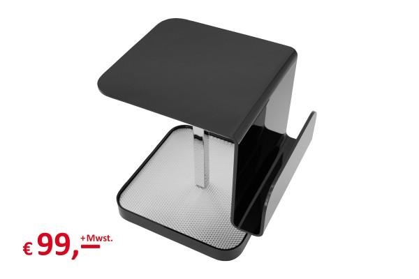 Signatop! - Designer Zeitschriftentisch Premium - Acryl mit Prismenoptik -