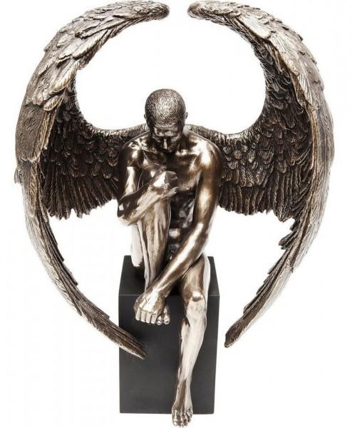 Kare Design - »Deko Figur Nude Sad Angel« - Engelsskulptur