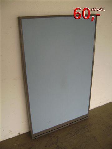 Trennwand - 130 x 80 cm - hellblau