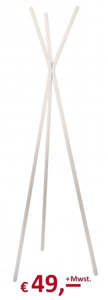 """Kare Design - Garderobenständer - """"Sticks White"""" - 175 cm"""