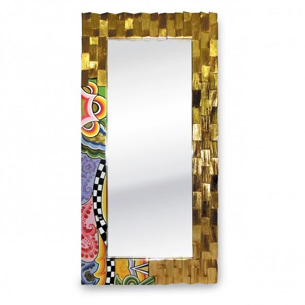 "Tom's Drag 4368 - Spiegel ""Golden Wood"" L - aus der Furniture Collection"