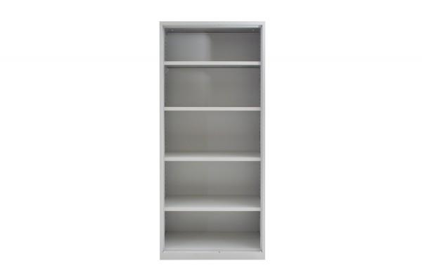 Schreibtisch, elektrisch höhenverstellbar, Platte grau