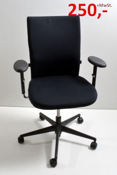 Drehstuhl - schwarz - Vitra