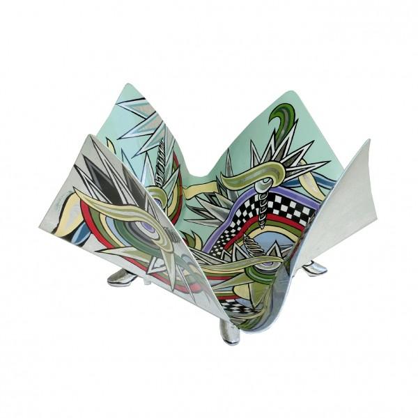 """Tom's Drag 4442 - Schale """"Foglio"""" - aus der Silver Line Collection"""