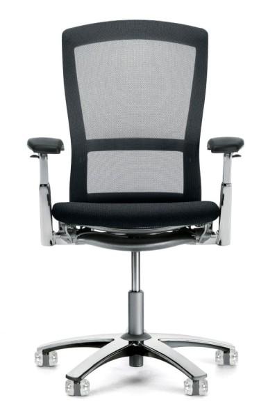 Drehstuhl Life Chair - schwarz - Knoll