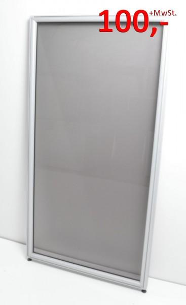 Trennwand - 150 x 80 cm, Acrylglas getönt - Werndl