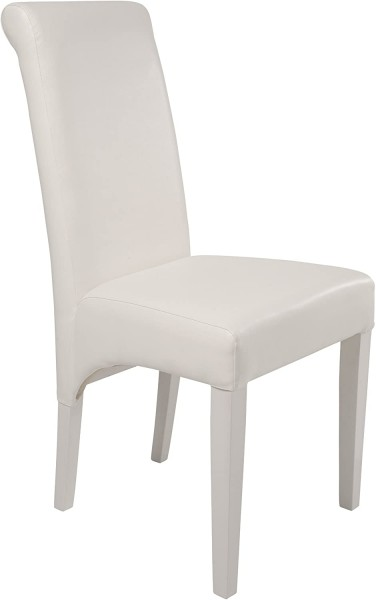 Kare Design - Stuhl Isis White Angel