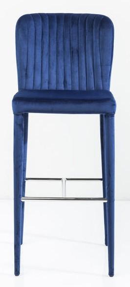 Barhocker Cosmos Blau - Kare Design