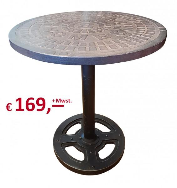 Kare Design - Tisch Profile - Durchmesser 70 cm