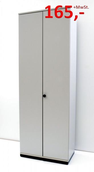 Aktenschrank - 6 OH - grau - Werndl