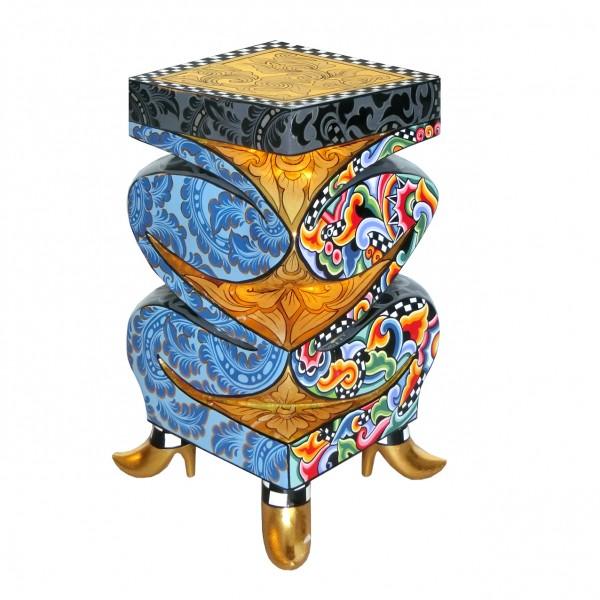 """Tom's Drag 102184 - Säule """"Mississippi"""" gold - aus der Furniture Collection"""