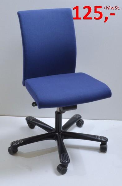 Drehstuhl - blau - HAG