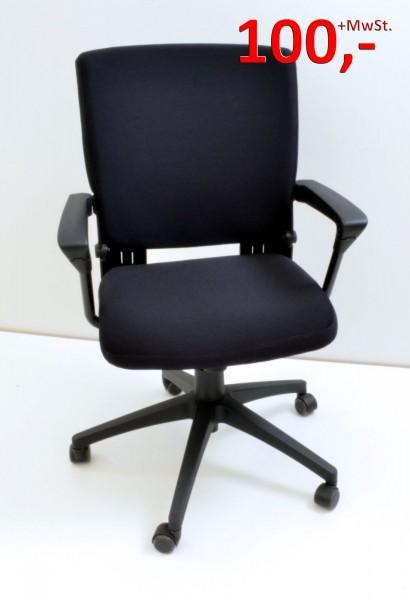 Drehstuhl Flip - schwarz - Corporate Express