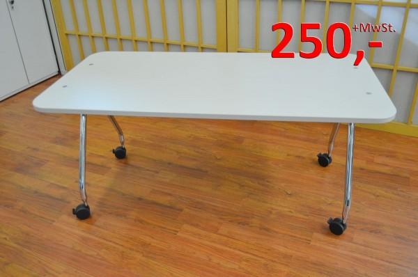 Besprechungstisch Ad Hoc - 160 cm - auf Rollen - Vitra